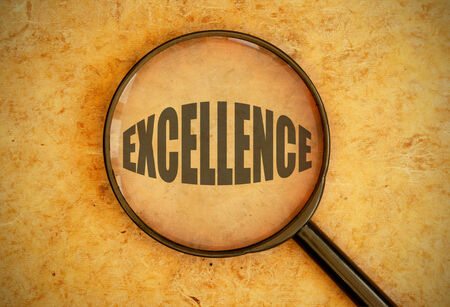 Focus on excellence  photo