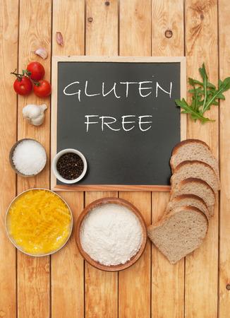Gluten free  photo