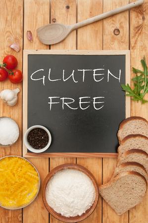 gluten free: Gluten free