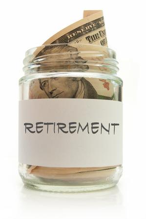 retirement fund: Retirement fund