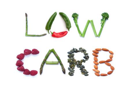 Con pochi carboidrati