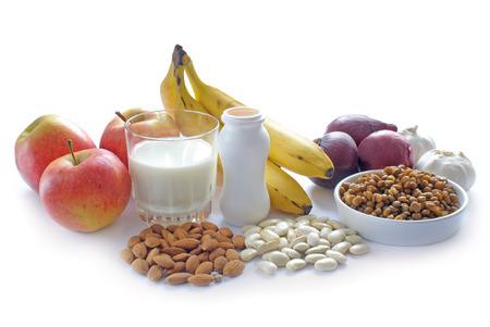 Probiotics, prebiotics