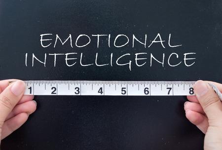 Medición de la inteligencia emocional Foto de archivo
