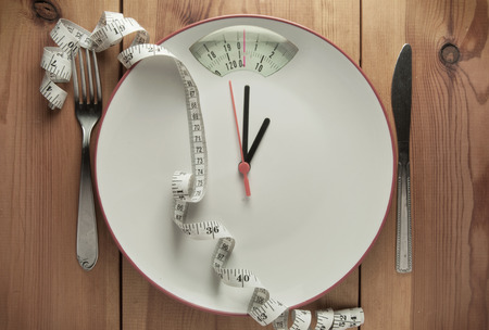 scale weight: Time to diet
