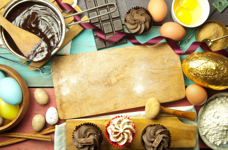 Easter cookery