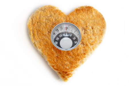 kilos: Diet weight loss concept