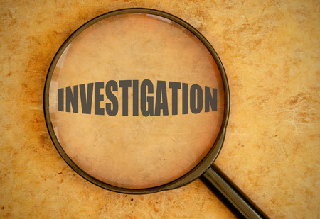 investigative: Investigation