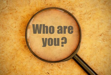 life coaching: Who are you