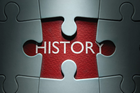 uncovering: History uncovered by missing jigsaw piece