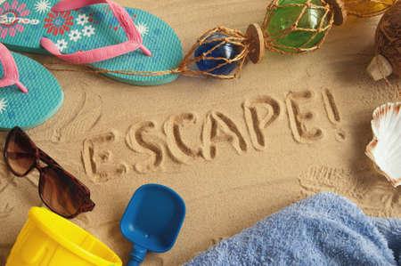 escape: Travel escape