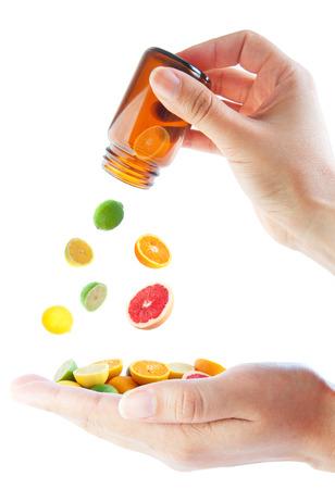 vitamin: Vitamin C