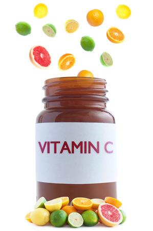vitamins: Vitamin C