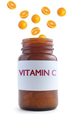 vitamina a: Vitamina C