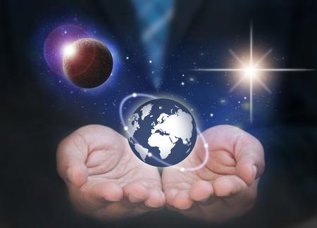 hovering: Global business network