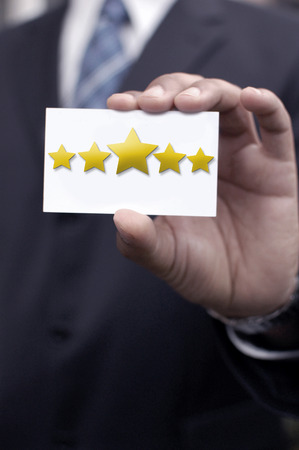 five star: Five star rating