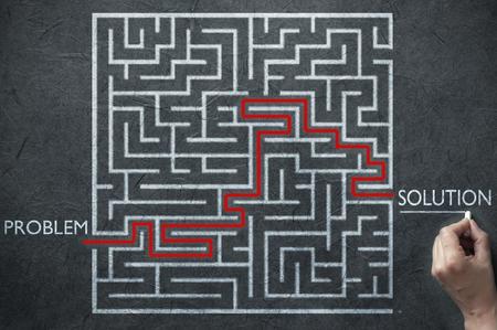 problem: Problem solving concept
