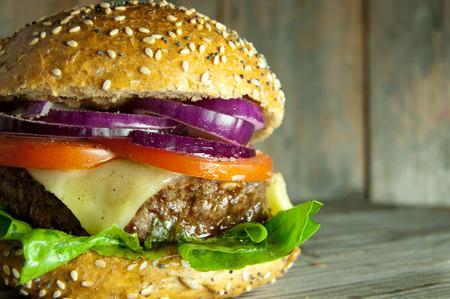 tomate: Burger