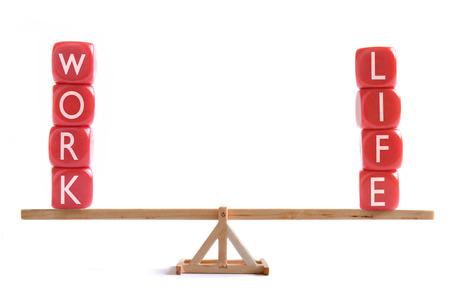 równowaga między pracą a życiem