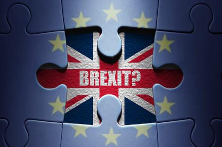 Concepto Brexit Foto de archivo - 55315003