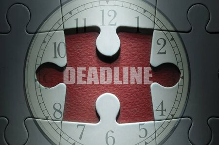 deadline: Deadline concept