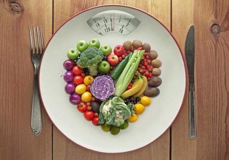 体重計ダイエットの概念