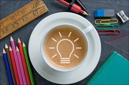new idea: New idea inspiration in education and research