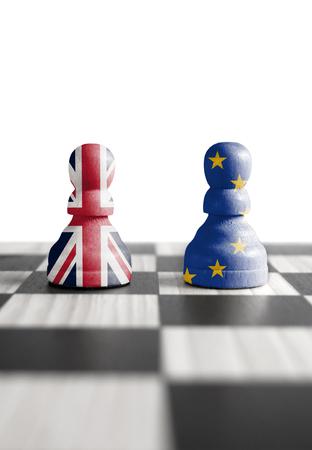 referendum: Brexit strategy concept
