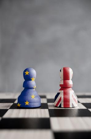 Concepto Brexit Foto de archivo - 81550113
