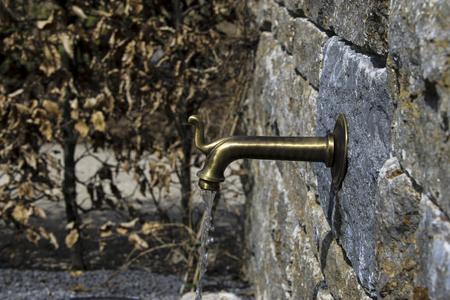 水道の蛇口 写真素材 - 75618172