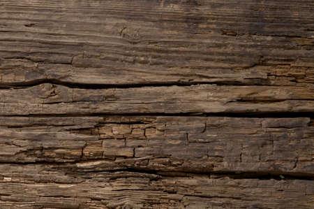 weathered: Weathered wood plank background Stock Photo