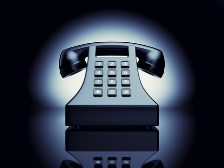 More phones in my gallery Stock Photo - 8266846