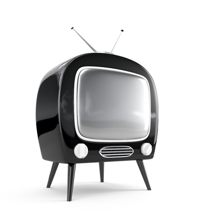 Look more TV in my gallery Stock Photo - 8389518