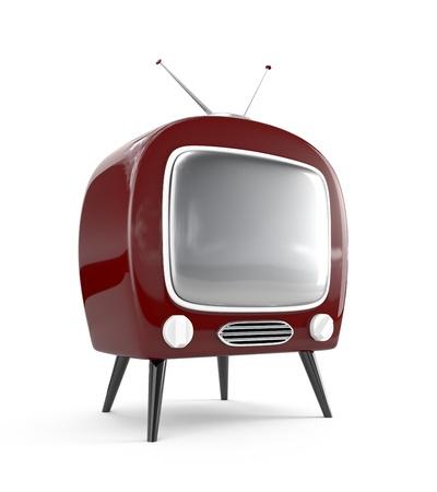 Retro TV Stock Photo - 8537321