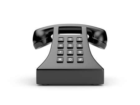 antiquated: Retro telephone