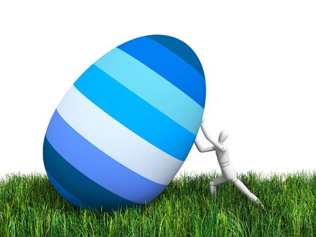Concept for Easter Stock Photo - 9460812