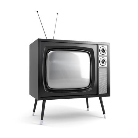 old technology: TV retr�