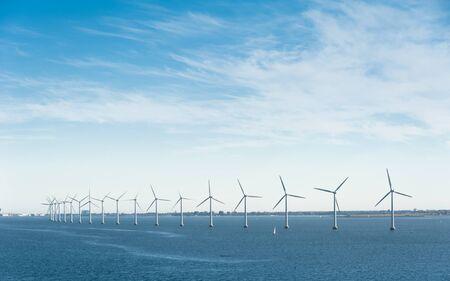 wind vane: Wind turbines