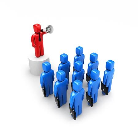 Business concept photo