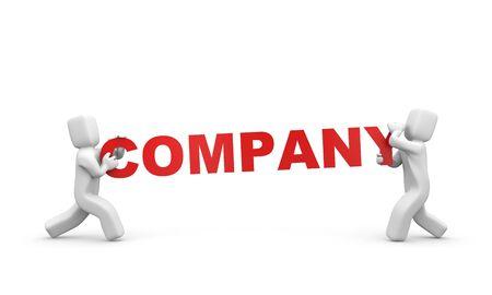 secret society: Company