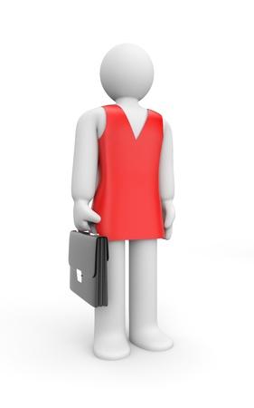 businesswoman skirt: Businesswoman