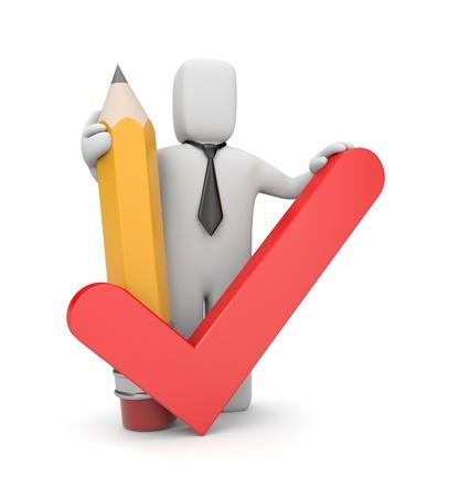 work popular: Business concept  Image