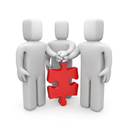 consensus: business concept