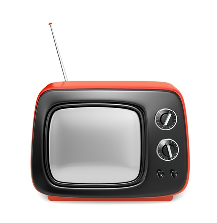 tvset: Retro TV  More TV in my gallery