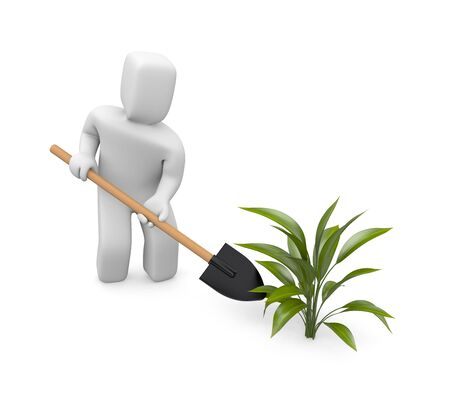 digger: Gardening