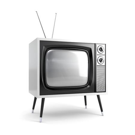 Stylish retro TV  More TV in my portfolio     photo