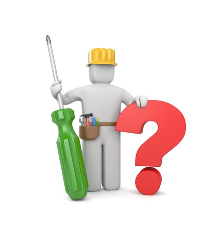 answer: Manual worker  Image contain the clipping path