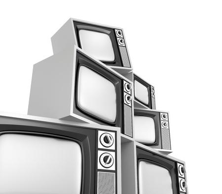 Look more tv in my portfolio photo