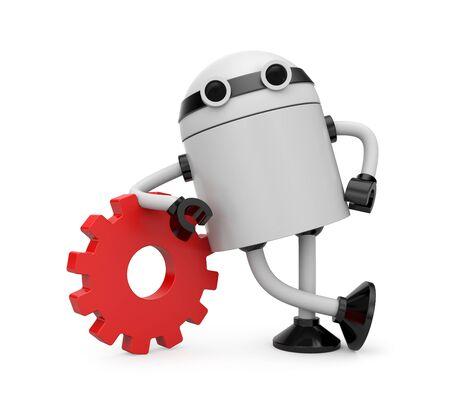 jackplug: mechanism concept Stock Photo