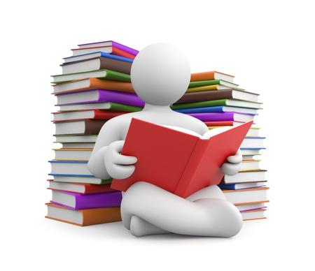 publishes: Education metaphor.