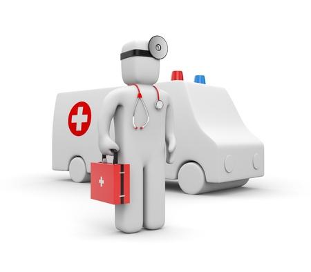 ambulancia: Met�fora m�dica